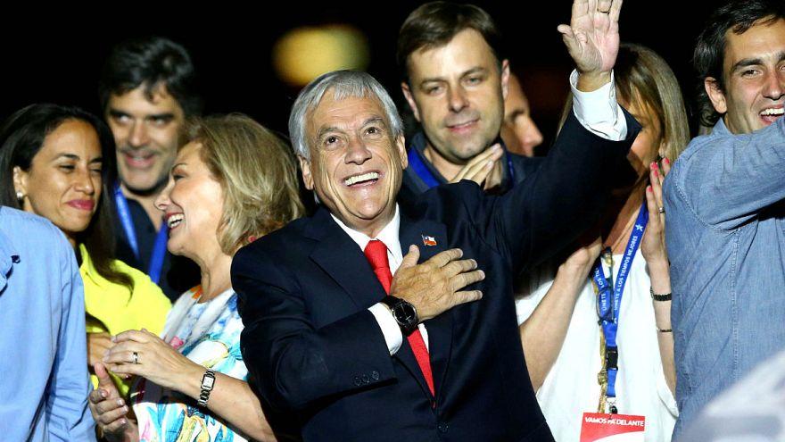 """Chile: Sebastián Piñera regresa a La Moneda prometiendo """" acuerdos, más que enfrentamientos"""""""