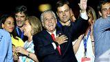 Χιλή: Ο Σεμπαστιάν Πινιέρα νικήτης των εκλογών