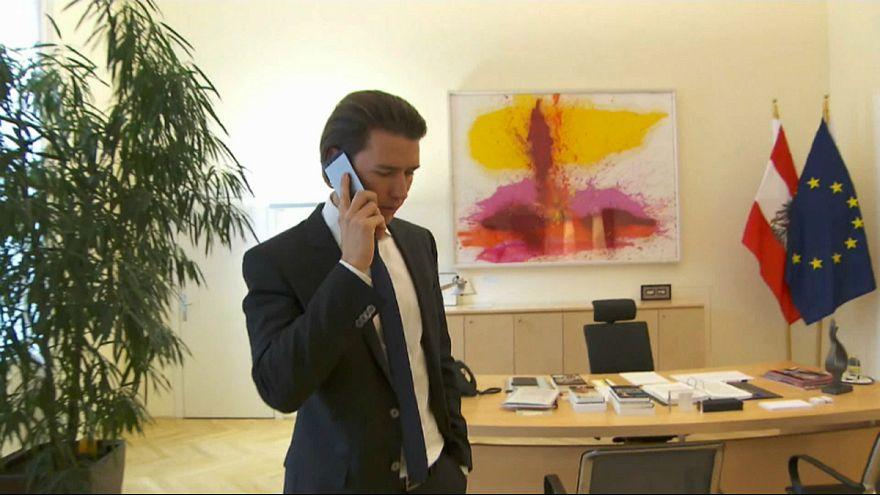 Kurz: 31 yaşında bir başbakan
