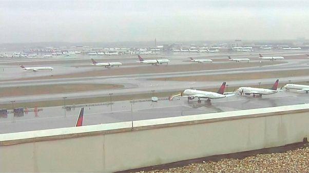 Black-out all'aeroporto di Atlanta, almeno 1100 voli cancellati