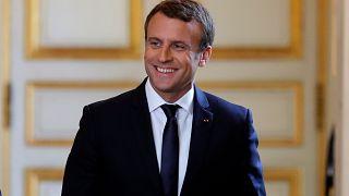 A franciák többsége elégedett Macronnal