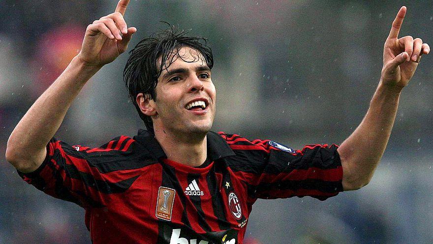 Visszavonul Kaká, a brazil válogatott volt játékosa