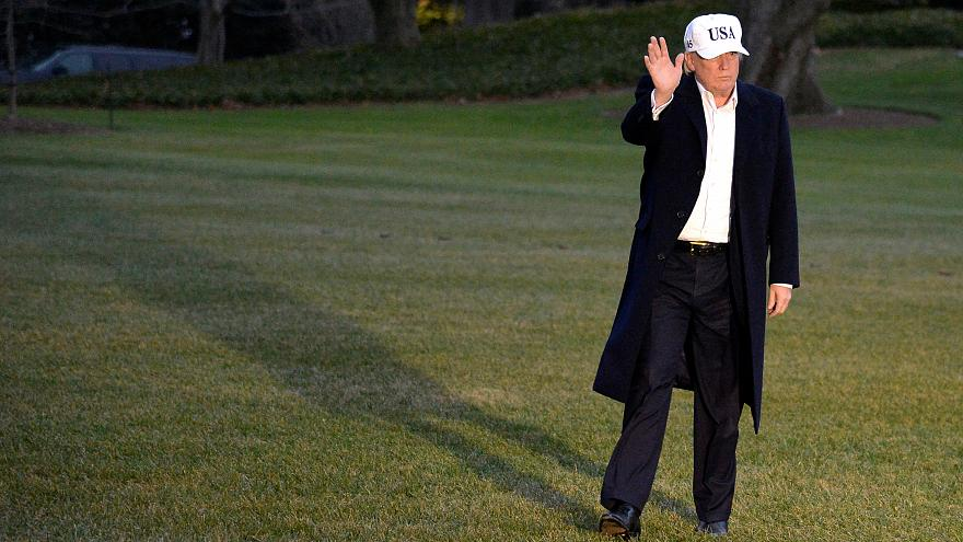 Trump: Mueller'i görevden almayı düşünmüyorum