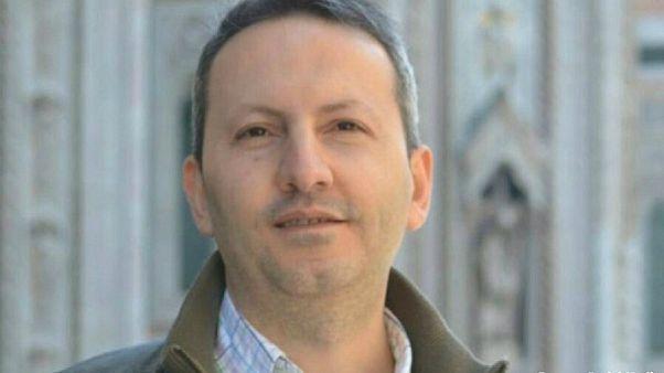اباحث الإيرلاني أحمد رضا جلالي