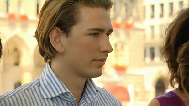 Kurz, l'enfant prodige dei popolari austriaci