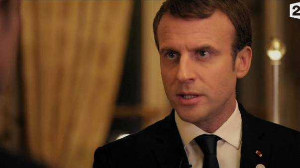 Emmanuel Macron predicts ISIL will be defeated in Syria by February