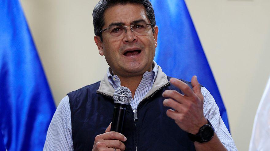 Au Honduras, le président sortant déclaré vainqueur