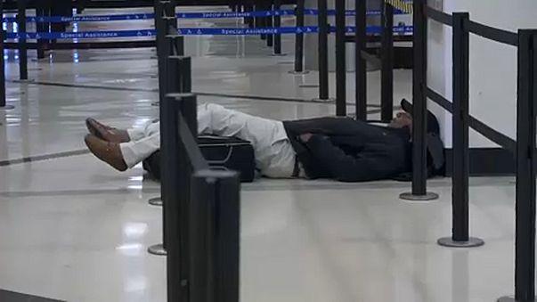 Visszaállt az atlantai reptér működése