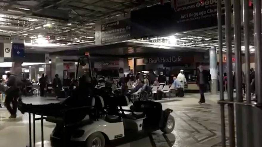L'aéroport d'Atlanta reprend du service après une panne géante