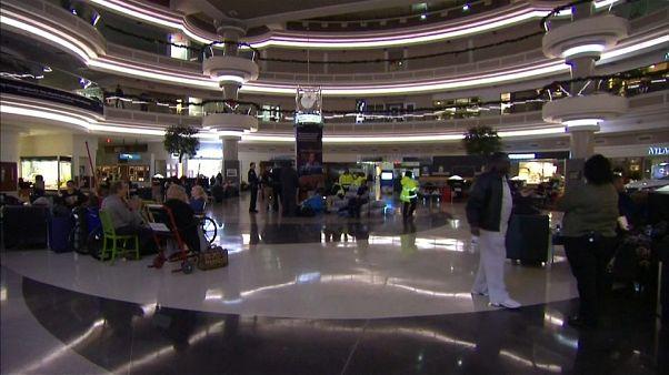 Fin del apagón en el aeropuerto de Atlanta