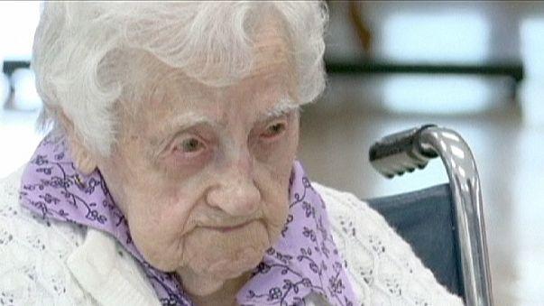 Letartóztatták a 93 éves nénit, aki nem volt hajlandó elhagyni az idősotthont