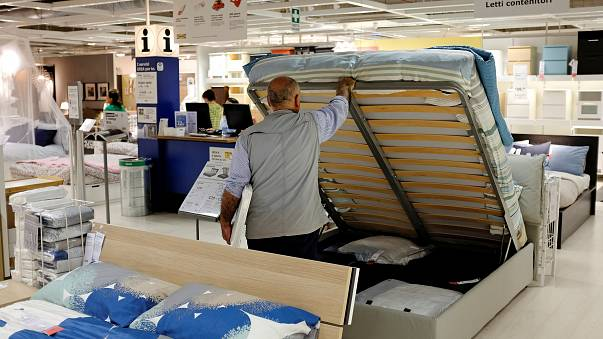 EU investigates Ikea over tax affairs