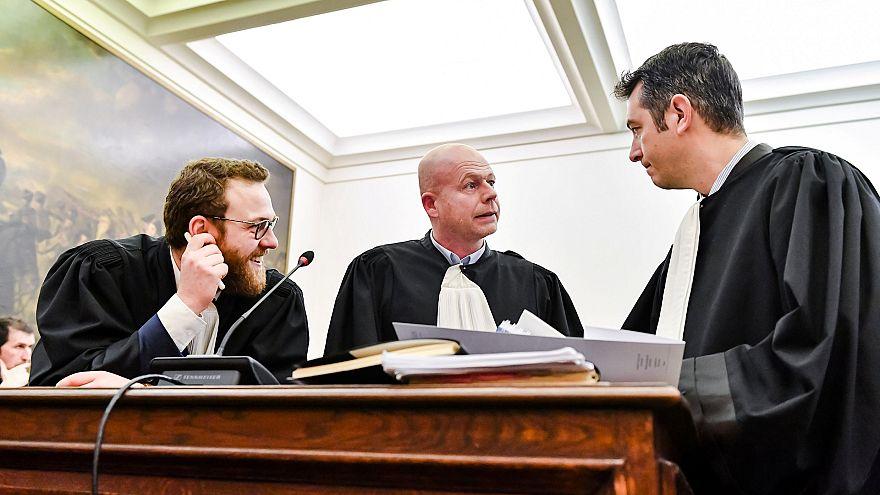 Адвокат Свен Мари