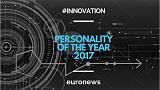 Reader poll: Who should be Euronews' Innovations Personality of the Year?