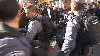Израиль атаковал ХАМАС
