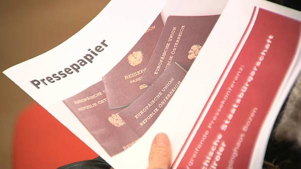 """""""Il passaporto austriaco è solo l'inizio"""""""