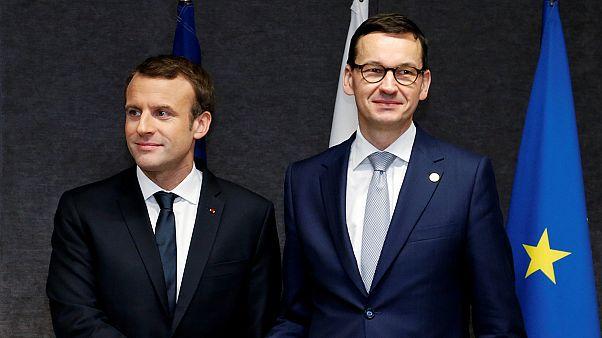 Lengyelország nem esedezik könyöradományért Európában – kemény szavak az új kormányfőtől