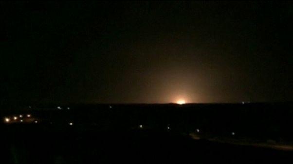 Blitz israeliano su Gaza