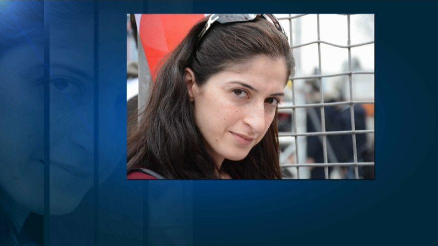 Немецкую журналистку освободят под залог