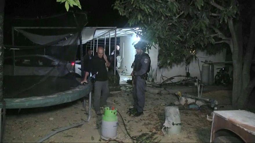 Israel bombardeia Gaza em resposta ao Hamas