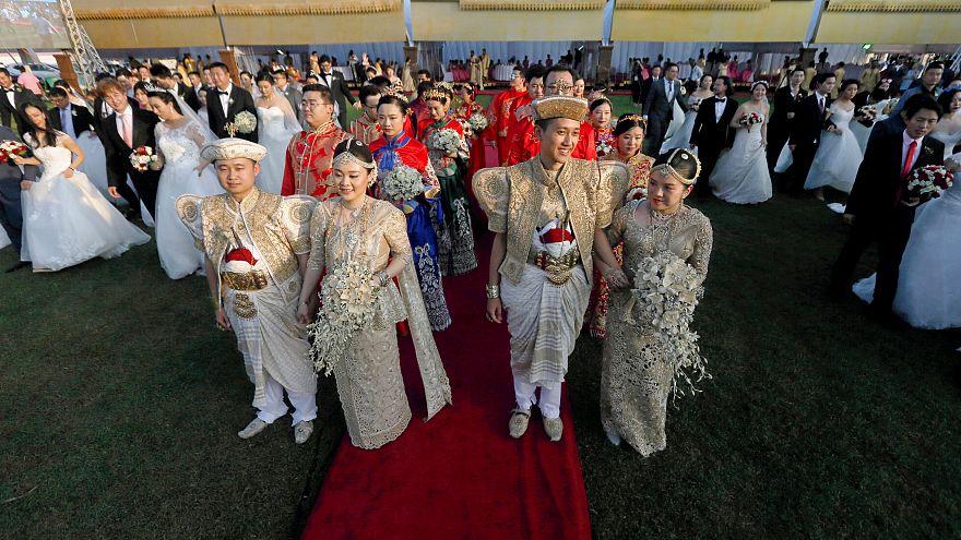 Vive les marié.e.s au Sri Lanka!