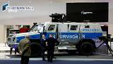 Controversy over new German armoured vehicles