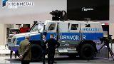 Survivor R 4x4 prodotto dalla Rheinmetal MAN e Achleitner
