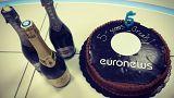 Πέντε χρόνια ελληνικό euronews