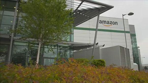Rekord bírságot kaphat az Amazon
