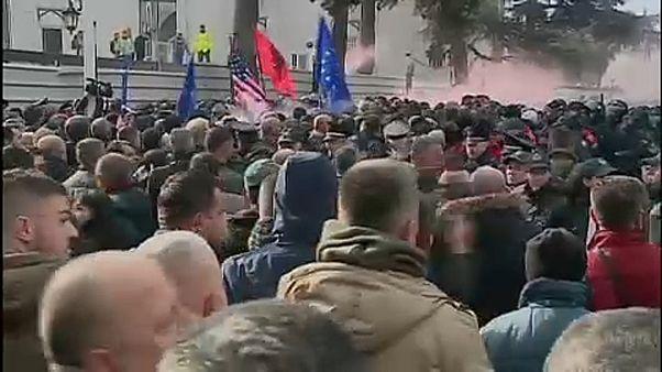 Tiltakoznak az albán főügyész kinevezése ellen