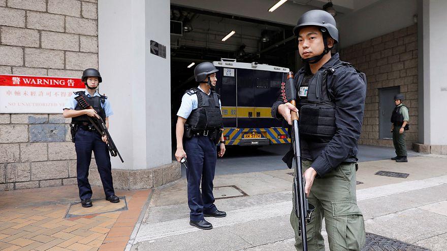 عمليات إعدام في الصين أمام العامة