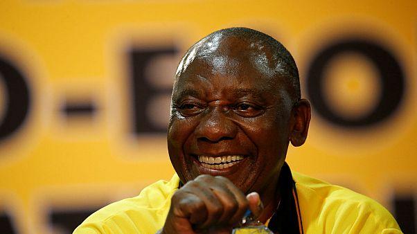 Afrique du Sud : Ramaphosa va succéder à Zuma à la tête de l'ANC