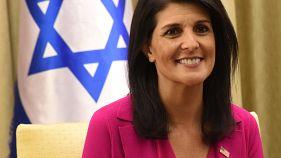 فيتو  أمريكي ضد قرار مجلس الأمن بشأن القدس