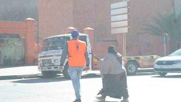 المغرب يطبق غرامات مالية ضد الراجلين المخالفين لقانون المرور