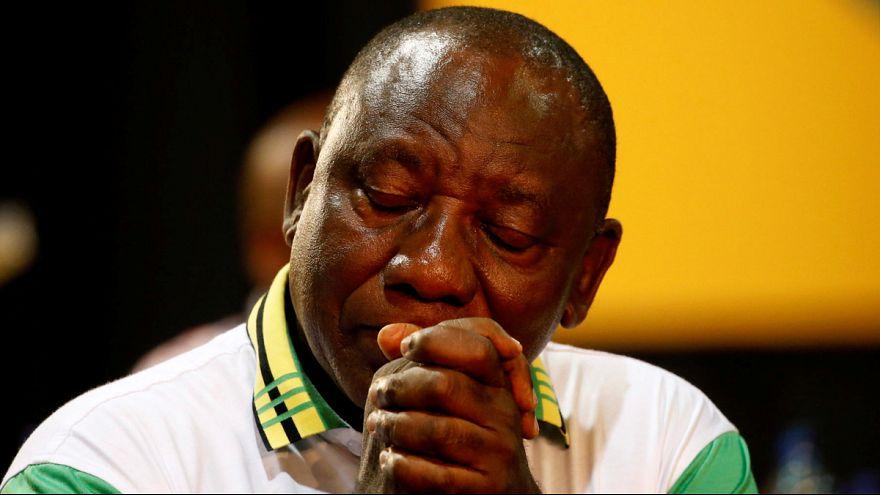 Ramaphosa az új vezető Dél-Afrikában