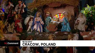 Чудо-вертеп в Кракове