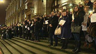 Les magistrats roumains contre la réforme de la justice