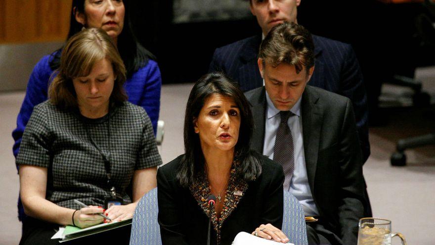 EEUU veta una resolución de la ONU sobre Jerusalén