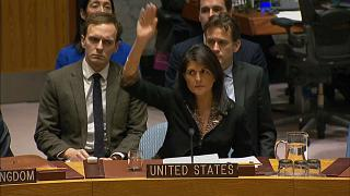 Estados Unidos veta resolução da ONU que condena reconhecimento de Jerusalém como capital de Israel