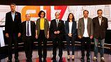Bronco último debate en Cataluña