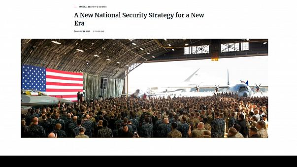 Donald Trump outlines his National Security plans