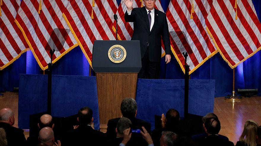 Donald Trump présente sa stratégie sécuritaire