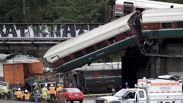 Enquête sur l'accident de train mortel : bilan revu à la baisse