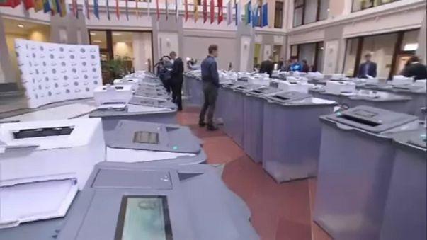 Indul az elnökválasztási kampány az oroszoknál