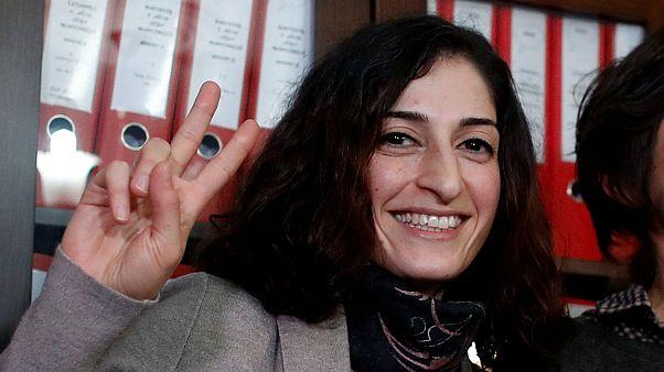 «Με συνέλαβαν λόγω της δουλειάς μου», λέει η Γερμανίδα δημοσιογράφος
