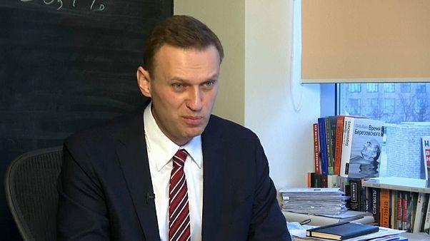 """Алексей Навальный: """"Мы их уже победили!"""""""