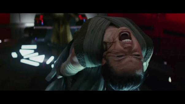 """Fans and cast react to """"The Last Jedi's"""" Heart of Darkness"""
