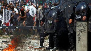Tiltakozások Argentínában a nyugdíjreform miatt