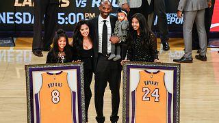Warriors derrotam Lakers no adeus a Bryant