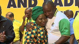 Cyril Ramaphosa, l'espoir de l'ANC pour 2019?